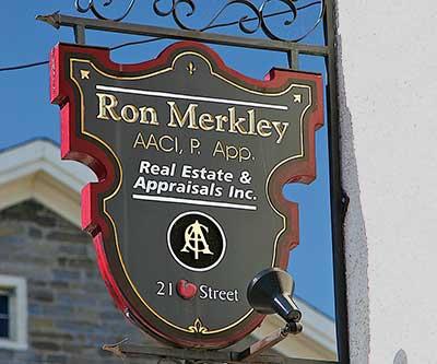 Ron Merkley Appraisals